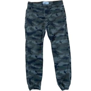 Abercrombie & Fitch Boys Camouflage Joggers 13/14